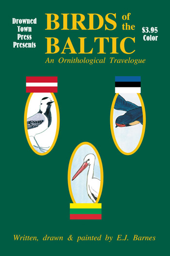 Birds of the Baltic cover