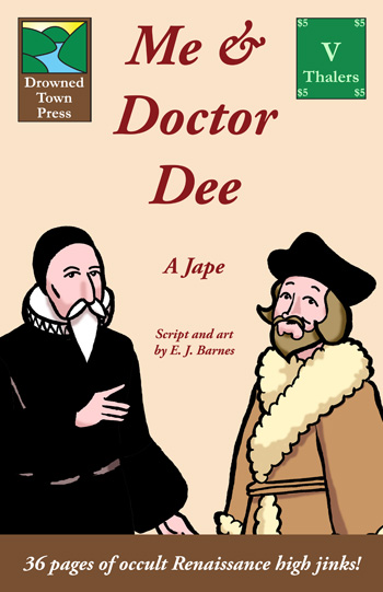 Me and Doctor Dee cover