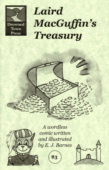 Laird MacGuffin's Treasury cover